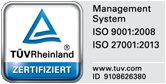 Hostweb ISO-Zertifikat